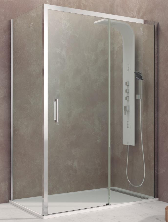 Mamparas ducha aktual con lateral fijo - Mamparas de ducha online ...