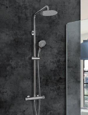 Barra de ducha imex bled termost tica for Barra para ducha