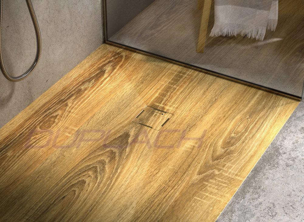 Plato ducha duplach stone 3d madera de roble - Precio madera de roble ...