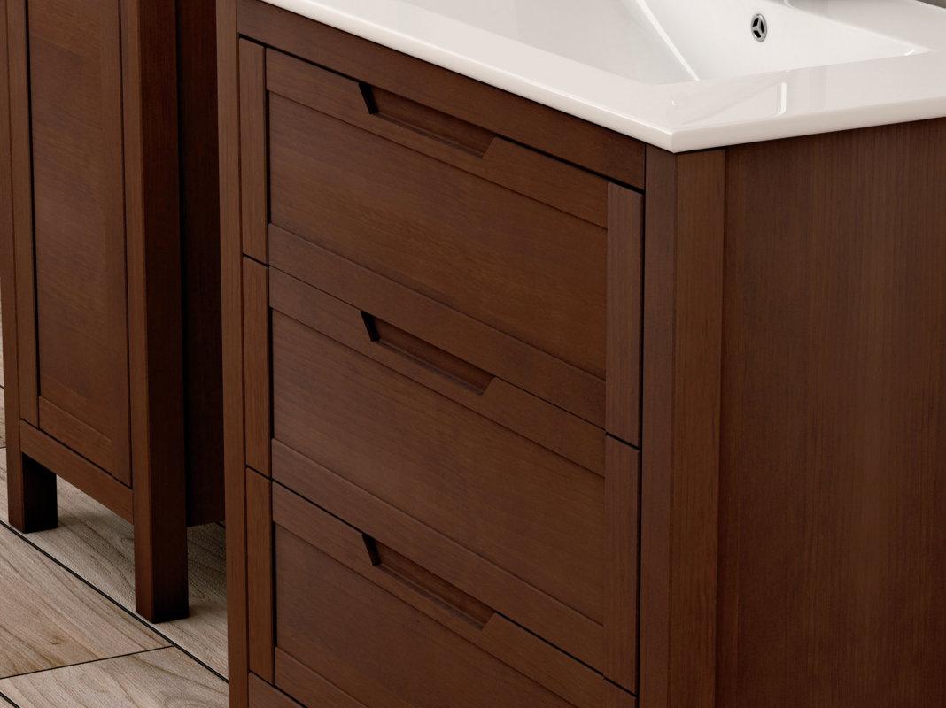 Batoni mueble de ba o modelo nerpio con patas 100 cm - Batoni muebles de bano ...