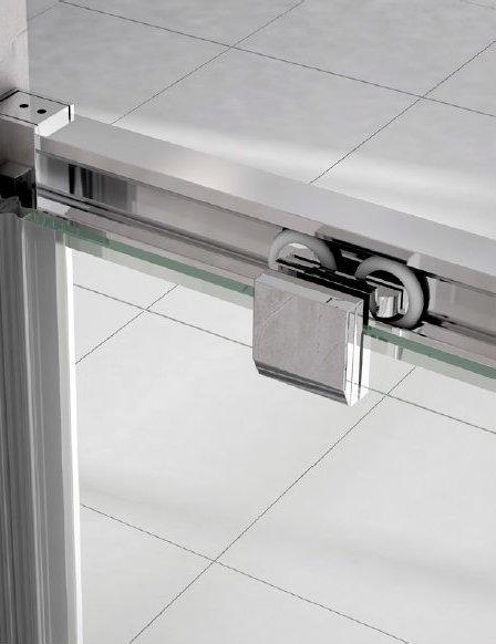 Rodamientos mampara bao stunning cristalera carpintera de aluminio en jerez algeciras el puerto - Rodamiento mampara ducha ...