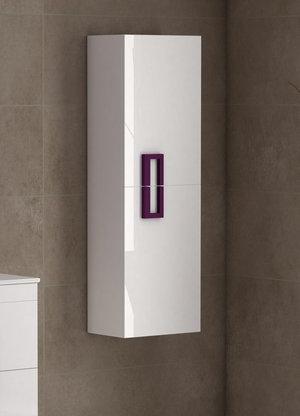 Mueble de ba o auxiliar columna batoni omega for Columna auxiliar bano