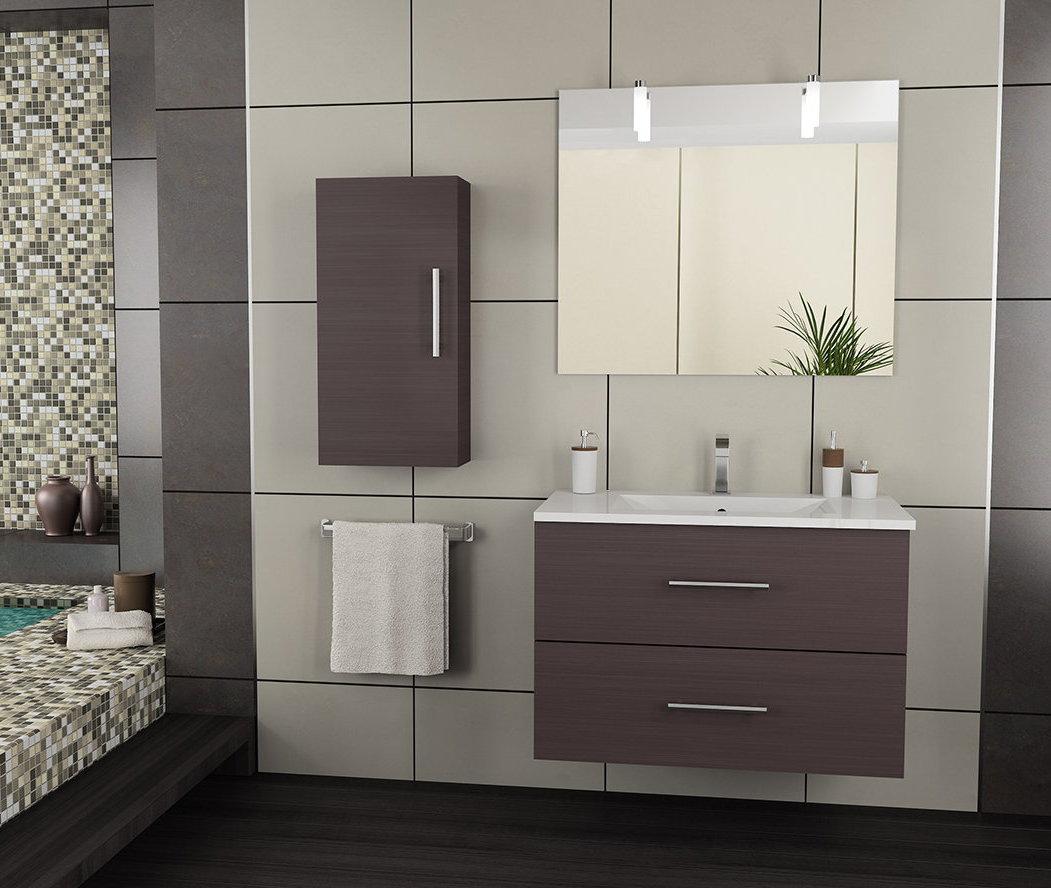 Viberco mueble de ba o suspendido modelo lydia 60 cm for Muebles de bano 60 x 45