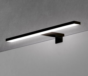 Aplique Led Negro COYCAMA ESTHER 45