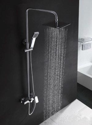 Barra de ducha imex florencia monomando for Barra para ducha