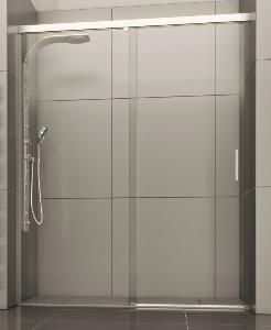 6mm. Mamparas Ducha Glassinox Timor INOX CON ANTICAL