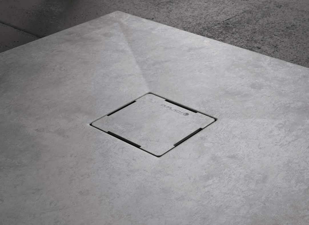 Plato Ducha Duplach Stone 3d Microcemento - Imagenes-microcemento
