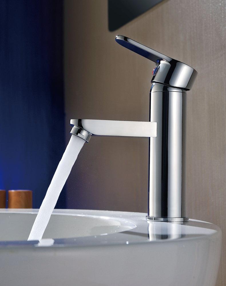 Grifo de lavabo imex paris monomando for Grifo monomando lavabo